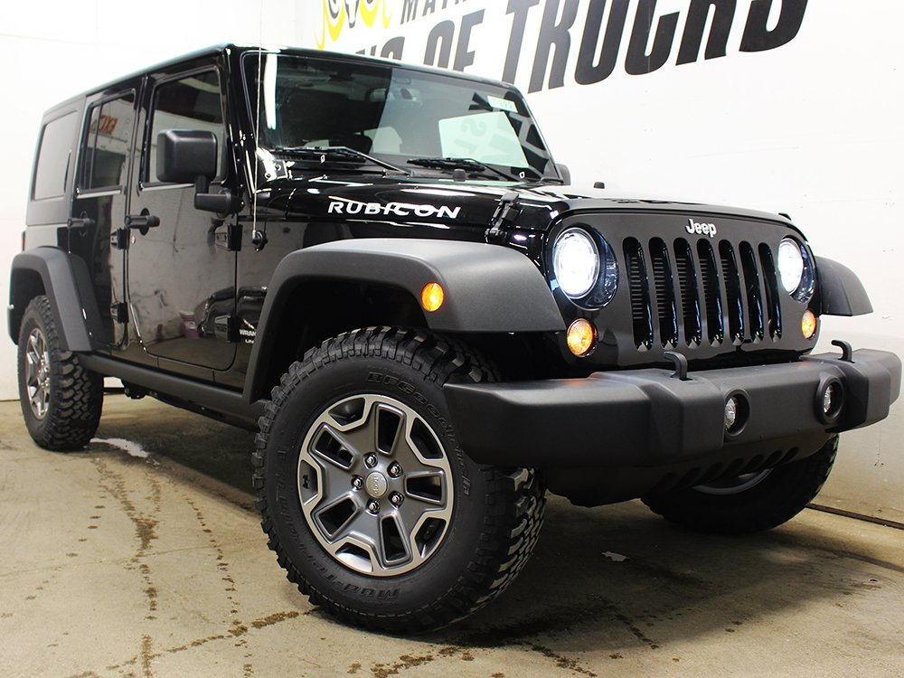 New 2018 Jeep Wrangler JK Unlimited #J1882