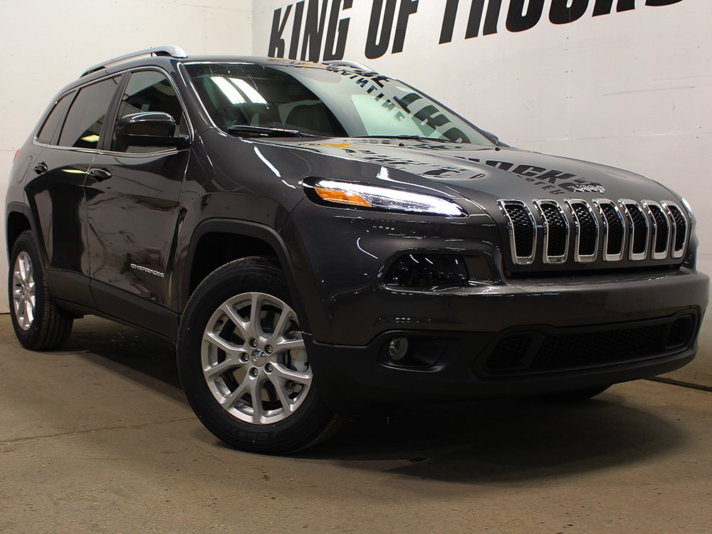 Charming Pre Owned 2018 Jeep Cherokee North