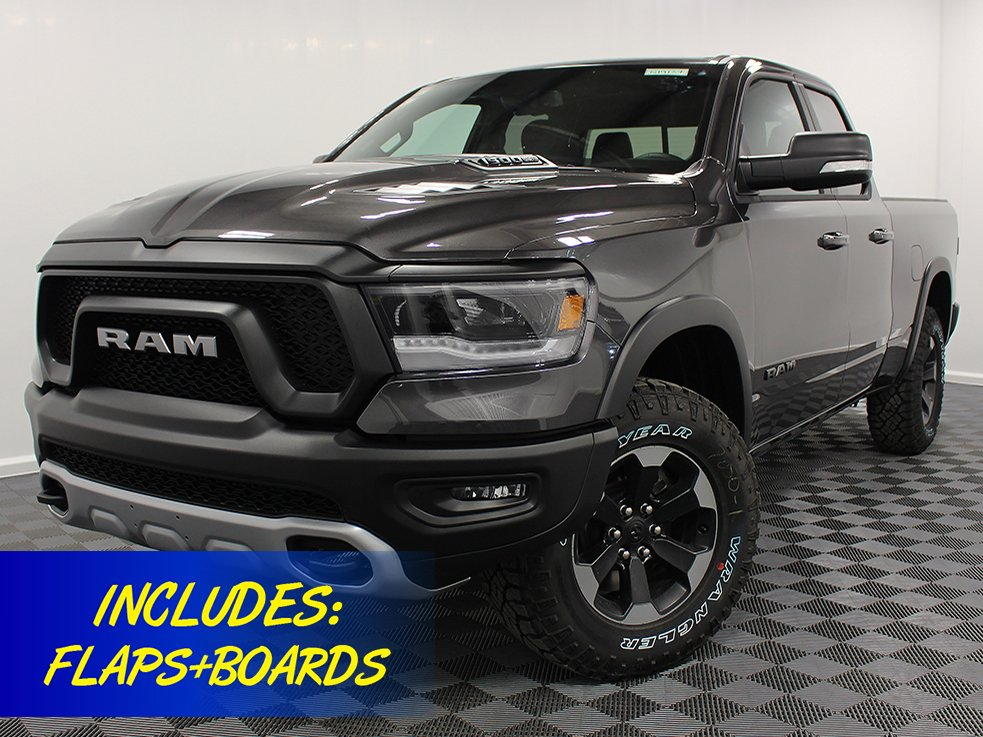 Ram 1500 Rebel >> New 2019 Ram 1500 Rebel For Sale In Rosetown Sk