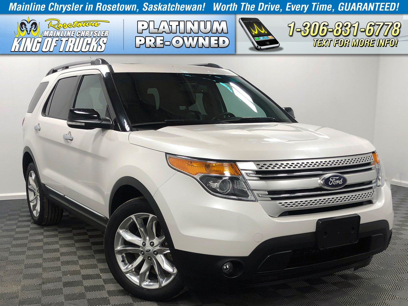 2013 Ford Explorer Xlt >> Pre Owned 2013 Ford Explorer Xlt Great Price Must See