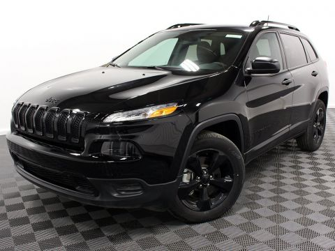 Pre-Owned 2018 Jeep Cherokee Sport