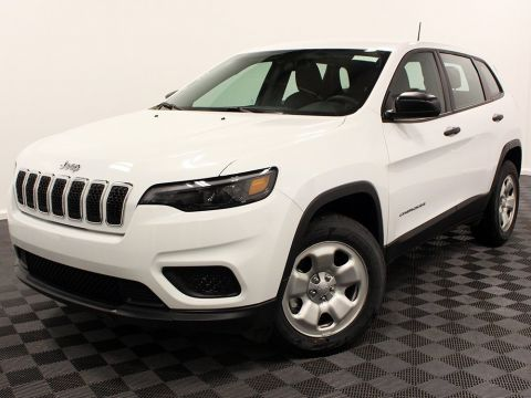 Pre-Owned 2019 Jeep Cherokee Sport
