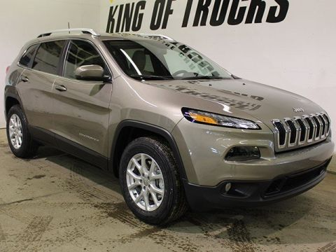 Pre-Owned 2017 Jeep Cherokee Cloth| LOW KM! | Touchscreen | Heated Seats | Back-up Camera 4WD