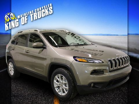 Pre-Owned 2017 Jeep Cherokee North 4WD