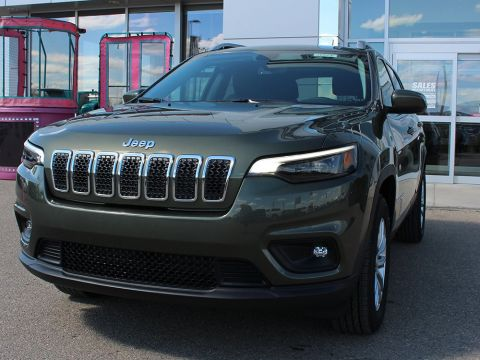 New 2019 Jeep Cherokee North | Keyless Entry | Full Sunroof | Bluetooth |