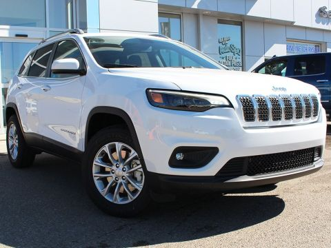 New 2019 Jeep Cherokee North | Back-Up Camera | Keyless Entry | Full Sunroof |