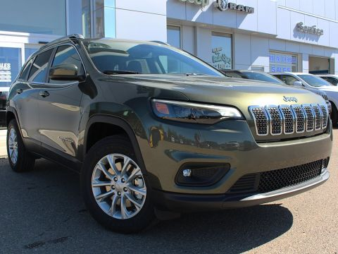 New 2019 Jeep Cherokee North | Back-Up Camera | Bluetooth | Heated Seats |