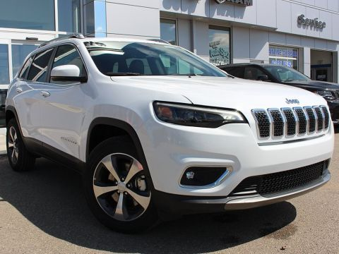 New 2019 Jeep Cherokee Limited | Back-Up Camera | Heated Front Seats | Bluetooth |