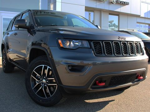 New 2018 Jeep Grand Cherokee Trailhawk| GPS NAV | Power Sunroof | Remote Start |