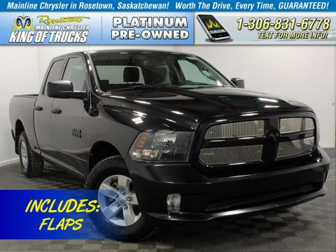 Pre-Owned 2016 Ram 1500 Cloth