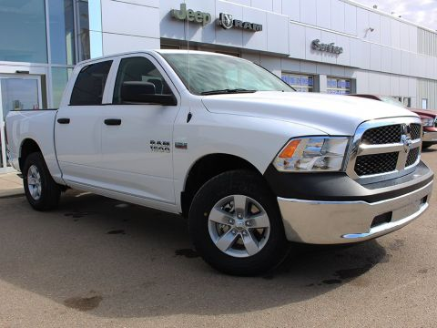 New 2018 Ram 1500 ST | Keyless Entry | Locking Tailgate | Auxiliary Outlet | 4WD