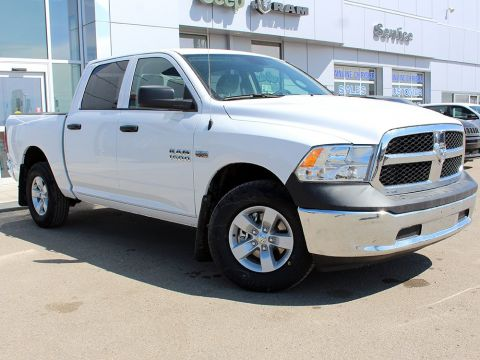 New 2018 Ram 1500 ST | Keyless Entry | Locking Tailgate | Auxiliary | 4WD