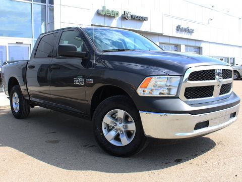New 2018 Ram 1500 ST | Keyless Entry | Locking Tailgate | Speed Control | 4WD