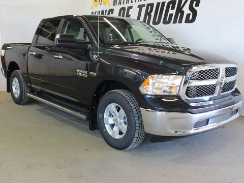 New 2017 Ram 1500 SLT | Back-Up Camera | Heated Steering Wheel | Bluetooth | 4WD