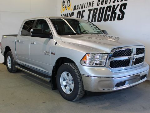 New 2017 Ram 1500 SLT | Back-Up Camera | Heated Seats | Bluetooth | 4WD
