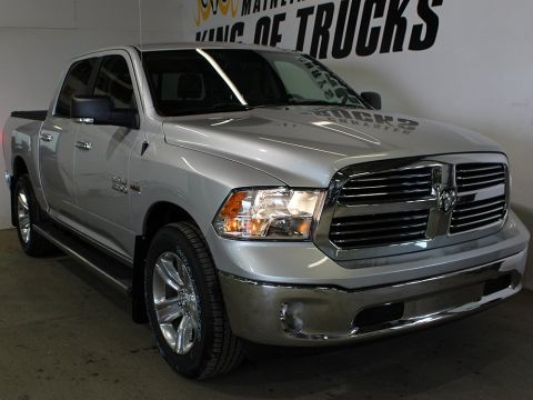 New 2017 Ram 1500 SLT | GPS NAV | Back-Up Camera | Bluetooth | With Navigation & 4WD