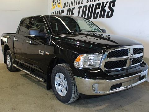 New 2017 Ram 1500 SLT | Back-Up Camera | Remote Start | Touchscreen | 4WD