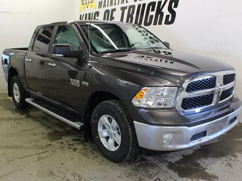 New 2017 Ram 1500 SLT | Touchscreen | Back-Up Camera | Remote Start | 4WD