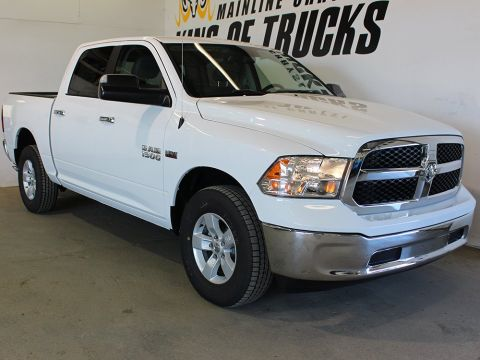 Pre-Owned 2017 Ram 1500 SLT | Back-Up Camera | Heated Steering Wheel | Bluetooth |