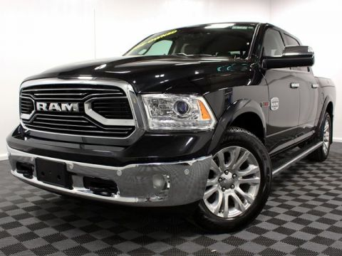 Pre-Owned 2018 Ram 1500 Leather