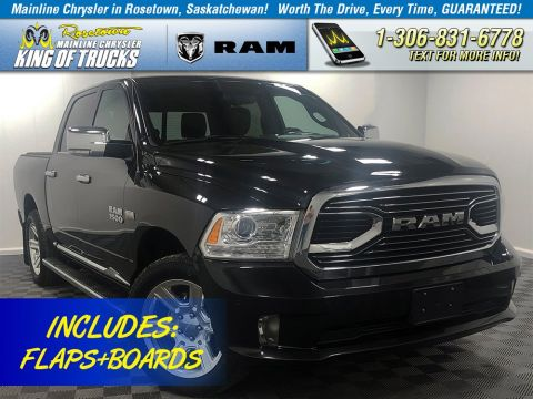 Pre-Owned 2016 Ram 1500 Leather