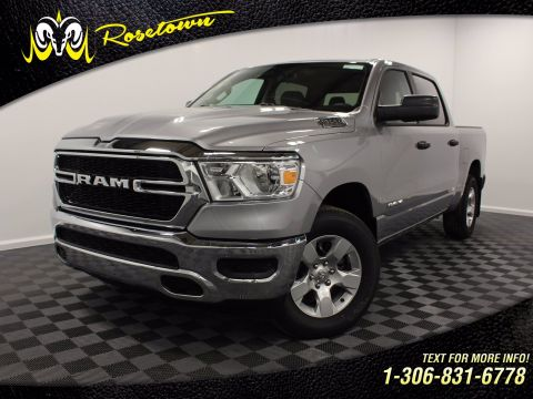 New 2019 Ram 1500 Tradesman | 5.0 Touchscreen | Flaps | Backup Camera |