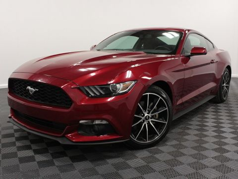 Pre-Owned 2017 Ford Mustang