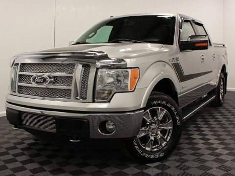 Pre-Owned 2012 Ford F-150 Leather