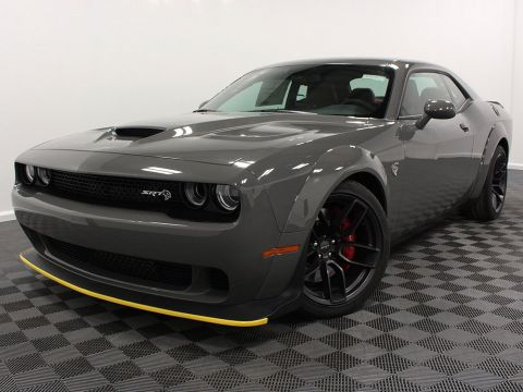New 2018 Dodge Challenger Hellcat