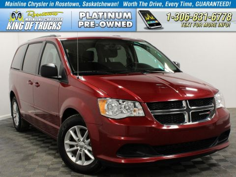 Pre-Owned 2015 Dodge Grand Caravan SE/SXT