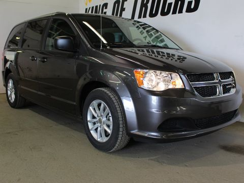 New 2017 Dodge Grand Caravan SXT | Power Liftgate | Bluetooth | Keyless Entry |