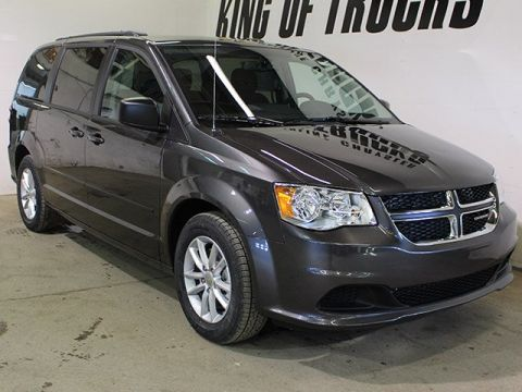 New 2017 Dodge Grand Caravan SXT | DVD | Back-Up Camera | Keyless Entry |