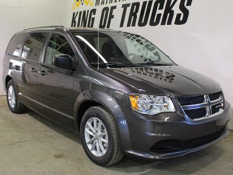 Pre-Owned 2017 Dodge Grand Caravan SXT|LOW KM!!! | DVD Player | Touchscreen |Back-up Camera |