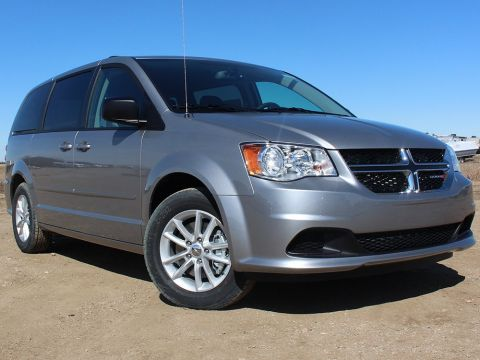Pre-Owned 2017 Dodge Grand Caravan SXT| LOW KM!!! | DVD Player | Back-up Camera | Touchscreen |