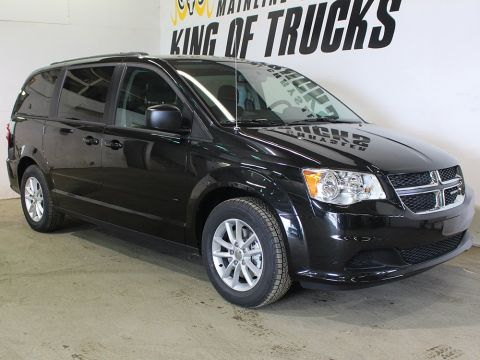 Pre-Owned 2017 Dodge Grand Caravan SXT| LOW KM! | DVD Player | Touchscreen | Back-up Camera |