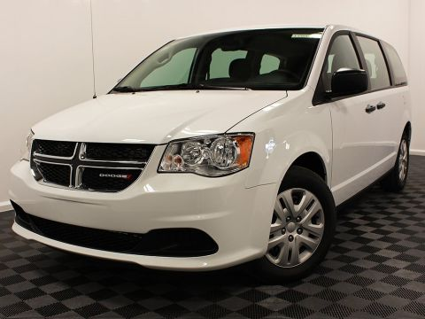 New 2019 Dodge Grand Caravan SE | Backup Camera | Bluetooth | Keyless Entry |