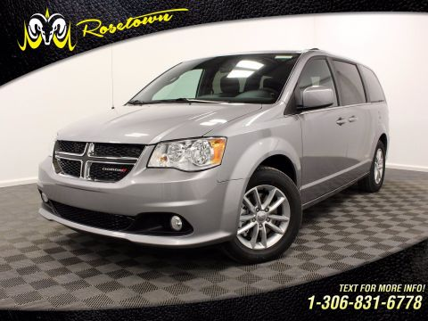 New 2020 Dodge Grand Caravan Premium Plus | Backup Camera | Remote Start |Bluetooth