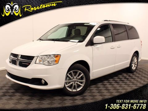New 2020 Dodge Grand Caravan Premium Plus | Bluetooth | Cruise Control | Backup Camera |