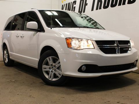 New 2017 Dodge Grand Caravan Crew | Back-Up Camera | Bluetooth | DVD |
