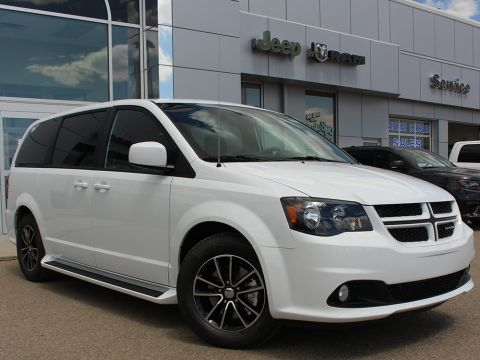 New 2018 Dodge Grand Caravan GT | DVD | NAV | Heated Seats | Power Liftgate |