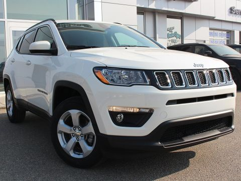 New 2018 Jeep Compass North | Bluetooth | Back-up Camera | 7.0 Touchscreen |