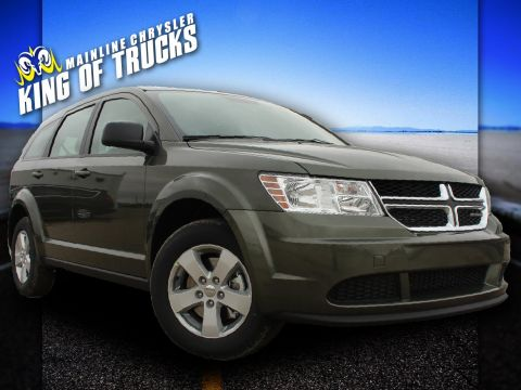 New 2017 Dodge Journey Canada Value Pkg