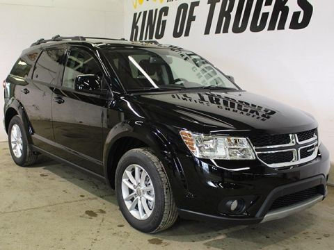 Pre-Owned 2017 Dodge Journey SXT | DVD | Bluetooth | Remote Start |