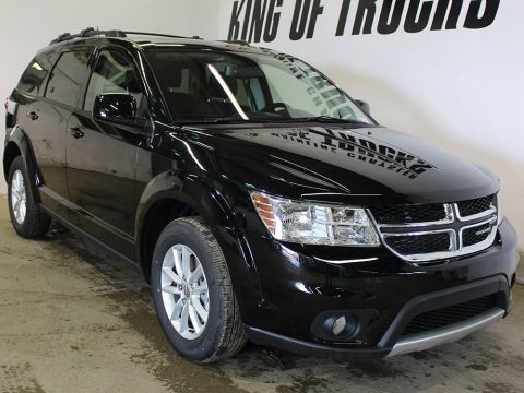 Pre-Owned 2017 Dodge Journey SXT | NAV | DVD | Back-Up Camera | Bluetooth |