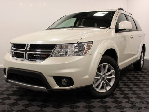 New 2019 Dodge Journey SXT