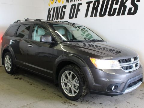 New 2017 Dodge Journey GT With Navigation & AWD