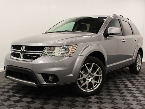 New 2018 Dodge Journey GT | 8.4 Touchscreen | Bluetooth | Remote Start |