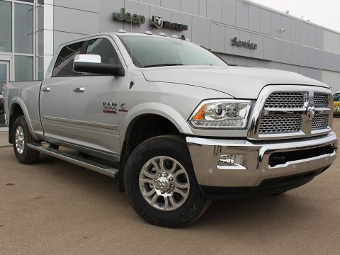 New 2018 Ram 3500 Laramie | GPS NAV | Back-Up Camera | Sunroof | With Navigation & 4WD