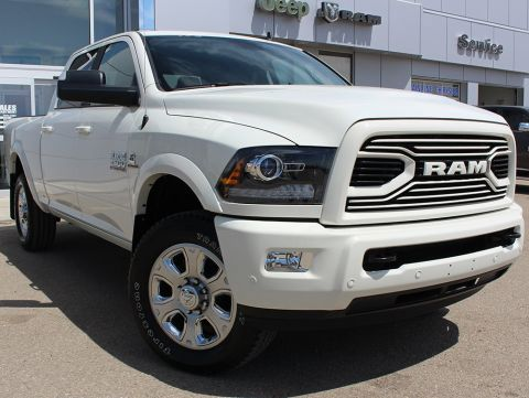 New 2018 Ram 2500 Laramie | Power Sunroof | Keyless Entry | Bluetooth | 4WD