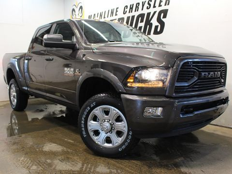 New 2018 Ram 2500 Laramie With Navigation & 4WD